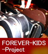 """Forever-KIDS Project """"on mixi"""""""