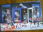 SEA-TAC CAFE ☆ 鎌倉