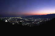 チェックメイトcc(松田山)の夜景
