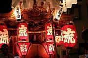 平野郷夏祭り 流組