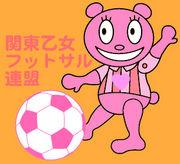 関東乙女フットサル連盟♪