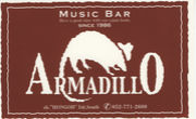 Music Bar Armadillo アルマジロ