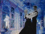 ゴスロリで舞踏会