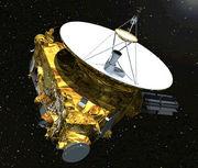 冥王星探査機ニューホライズンズ