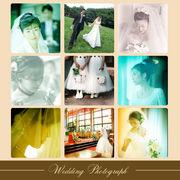 結婚写真が上手くなりたい!