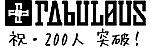 【FABULOUS】