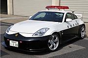 警察車両 In Sports