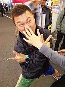 カメラマン・増子武志を逆に撮る