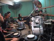 ドラム&ベース&ギターレッスン