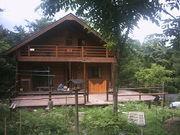 青木村ログハウス
