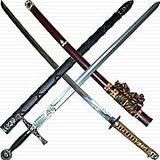 模造刀剣 † 大好き隊
