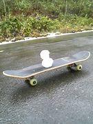 手稲近郊のスケーター