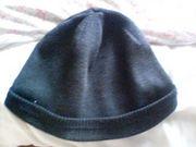 黒いニット帽を被る時