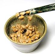 納豆はおやつです。