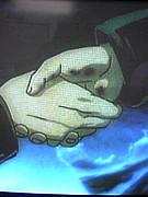 鴨太郎と手を繋ごうの会