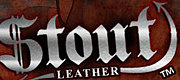stout leather