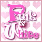 ピンク×白が好き♡