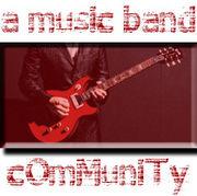 A MUSIC BAND community