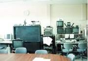 群馬大学社会情報学部MM実験室
