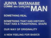 JUNYA WATANABE MAN