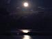 月明かりの下で・・・