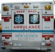 アメリカの救急車好き!