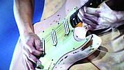 安田章大のギタープレイが好き