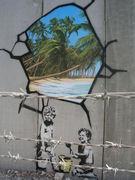 『芸術テロリスト』Banksy