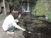 ふるさとの名水めぐり鳥取県