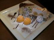 デザートが先っ!!