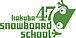Hakuba47 スノーボードスクール