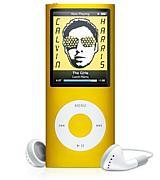 iPod nano 4th 【Yellow】