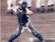野球やってる人はかっこいい