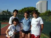 ダンスぃングテニス部