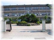 郷内中学校 及び 小学校