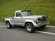 Jeep J-Series Pickups