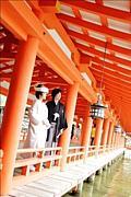 厳島神社挙式
