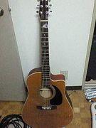 自慢ギター