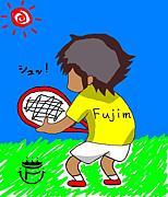ソフトテニス!(in久留米^^)