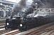 D51 498&C61 20蒸気機関車