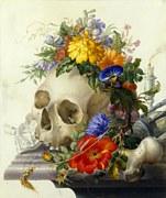 墓場の芸術(ヴァニタス)が好き