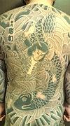 刺青《カラス彫り愛好会》