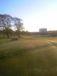 早朝ゴルフいこう!