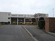 北海道茅部郡 森町立森中学校
