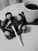 Black Coffee & Cigarette