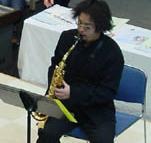 林田 和之〜情熱のSaxophone〜