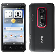 HTC EVO 3D(ISW12HT)