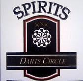 Darts Circle SPIRITS