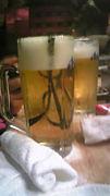 ビールINメガネ