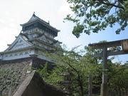 日本古城巡りの旅